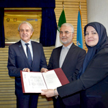Regional Capacity Building and Research Center inaugurated in Tehran with UNODC support